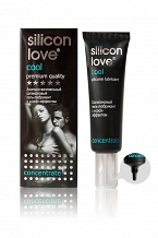 Гель-любрикант ''Silicon Love Cooll'' 30г
