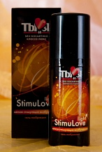 Ты и Я - Гель-любрикант ''StimuLove light'' 50г возбужд.