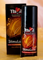 Ты и Я - Гель-любрикант ''StimuLove light'' 20г возбужд.