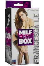 Вагина-мастурбатор MILF In A Box – Francesca Le – UR3 Pocket Pussy телесная